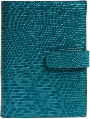Nordstrom Lauren Lizard Embossed Leather Bifold Wallet