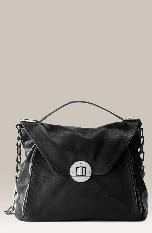 Kooba 'Delia' Chain Strap Flap Bag