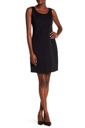 Nanette Lepore NANETTE Sleeveless Brocade Dress