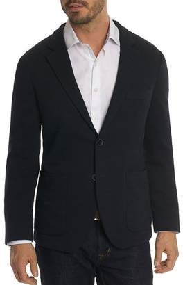 Robert Graham Waldo Knit Classic Fit Blazer
