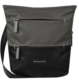 Sherpani Medium Sadie Crossbody Bag - Grey $48 thestylecure.com
