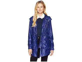 French Connection Anorak w/ Chest Zippers Women's Coat