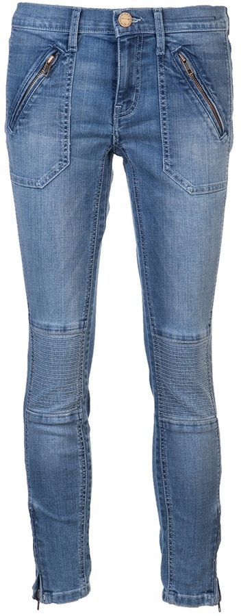 Current/Elliott Moto stiletto jean