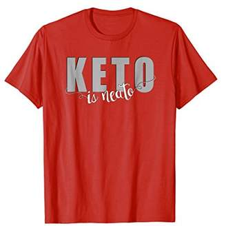 """KETO is Neato"" KETO Ketogenic low-carb lifestyle T-Shirt"