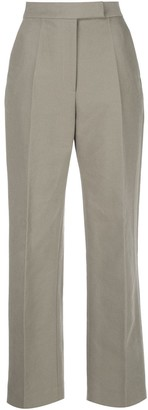 PARTOW high-rise trousers