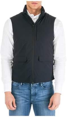 Emporio Armani Nylon Waistcoat Body Warmer Jacket Padded