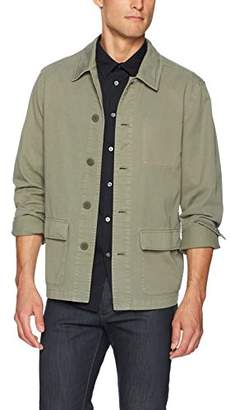 Paige Men's Dalton Garment Dyed Shirt Jacket