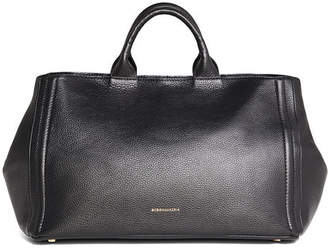 BCBGMAXAZRIA Charlize Leather Tote