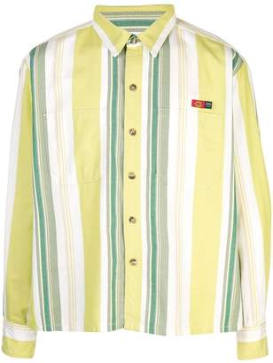 Opening Ceremony x Dickies 1922 striped shirt