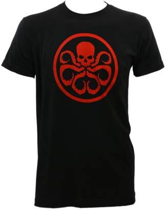 Impact Marvel Men's Hydra Logo Slim-Fit T-Shirt XL