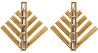 Lulu Frost Cascadia Pine Stud Earrings