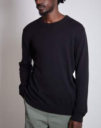 Saturdays NYC Everyday Classic Sweatshirt Black