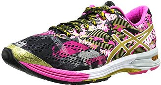 ASICS Women's GEL-Noosa Tri 10 Gold Ribbon Running Shoe $140 thestylecure.com