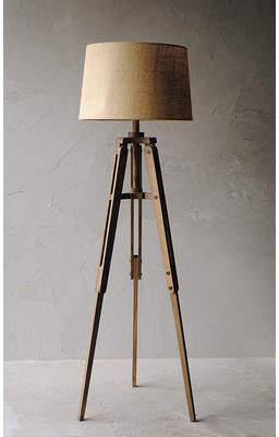 Trent Austin Design Ailis 62.25 Tripod Floor Lamp
