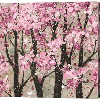 Helena Metaverse Spring Theme by Alves Canvas Art