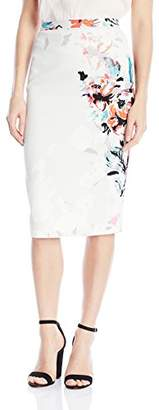 Tracy Reese Women's Slim Skirt $248 thestylecure.com
