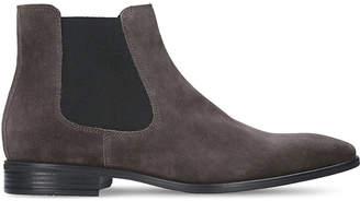 Kurt Geiger London Frederick suede Chelsea boots