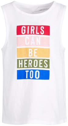 Ideology Big Girls Graphic Tank Top