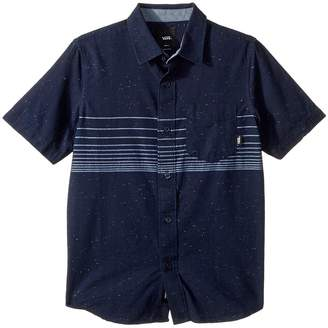 Vans Kids Gillis Woven Shirt Boy's Clothing