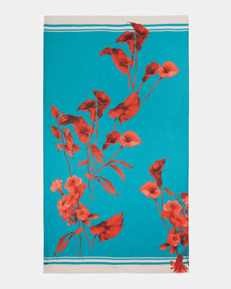 Ted Baker COLIEEN Fantasia wide scarf