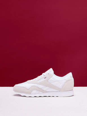 Diane von Furstenberg Reebok Classic Nylon Sneakers
