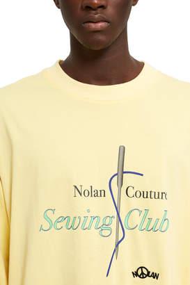 Nolan Sewing Club Long-Sleeve T-Shirt