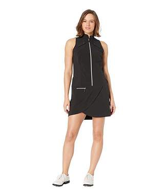 Jamie Sadock Airwear Lightweight Sleeveless Dress with Shorties