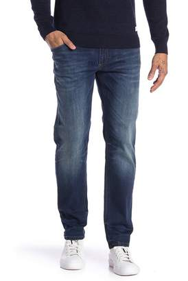 """Lindbergh Tapered Fit Jeans - 32-38\"""" Inseam"""