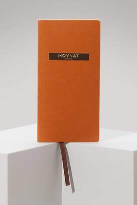 Moynat Small paper notebook