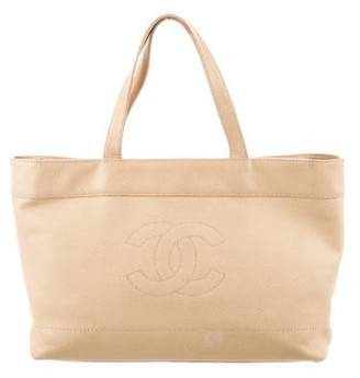 Chanel Caviar Timeless Tote