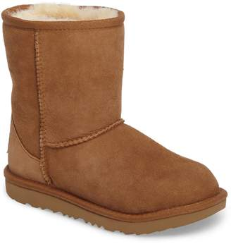 UGG Classic Short II Water Resistant Genuine Shearling Boot
