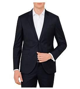 Hackett London Wool 120'S Plain Core Jacket