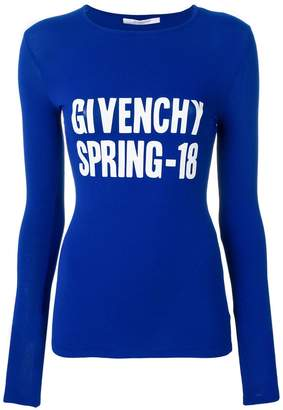 Givenchy Spring-18 sweater