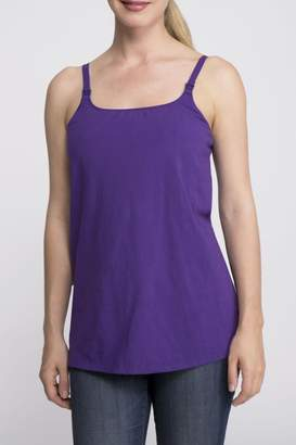 La Leche League International Casual Sleeveless Nursing Top