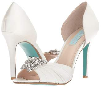 Betsey Johnson Blue by Briar High Heels