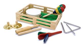 Melissa & Doug Band-in-a-Box - Ages 3+