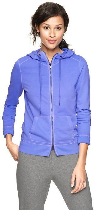 Gap Sunkissed zip hoodie