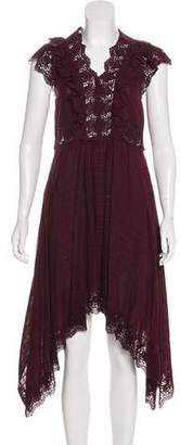 Ulla Johnson Lace Midi Dress