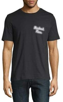 Michael Kors Logo Cotton Tee
