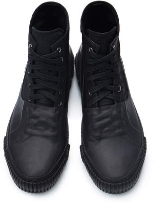 Both Galosh High-Top Sneaker