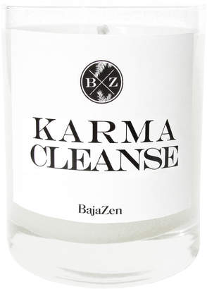 Baja Zen Karma Cleanse Deluxe Candle