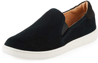 UGG Cas Suede Slip-On Sneakers