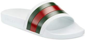 Gucci Pursuit '72 Rubber Slide Sandal