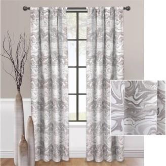 Mainstays Marble Fashion Window Curtain