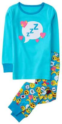 Gymboree Emoji 2-Piece Gymmies