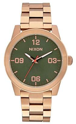 Nixon Women's Analogue Quartz Stainless Steel A9192283