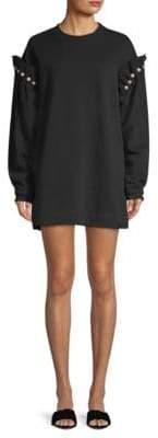 Mother of Pearl Darby Pearl Sweatshirt Dress