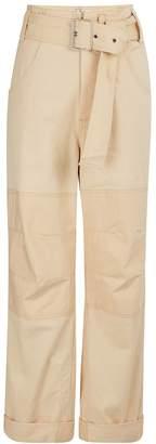 Proenza Schouler Pswl High-waisted pants