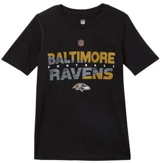 Flux Baltimore Ravens Ultra NFL T-Shirt (Big Boys)