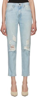 Frame Blue Le Pegged Jeans